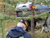 OffRoad Oulu järjestää suunnistusharjoituksia, jotka palvelevat hyvin myös etsintätehtäviä. Rastit on joskus tarkoituksella sijoitettu vaikeasti havaittaviin paikkoihin. Rastiin on merkitty seuraavan rastin sijainti, lähtiessä saa vain ensimmäisen rastin tiedot.