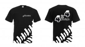 4x4 Maailma T-paita