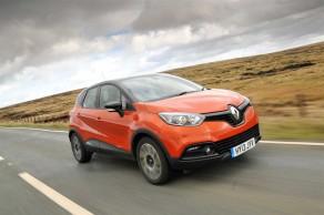 Renault Captur on noussut Renault/Dacia -konsernin myydyimmäksi crossoveriksi.