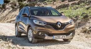 Renaultin uusi SUV Kadjar on lähtenyt hyvin tukemaan Capturin myyntiä