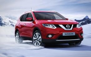 Nissanin uusin menestysmalli X-Trail on ollut menestys myös USA:ssa.