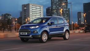 Fordilla ymmärrettiin nopeasti, mistä yskä tulee. Uudistettu Ecosport kelpaa nyt.